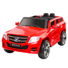 RIGO Kids Ride on Car Electric Black Toys Battery 12v Remote Control Children