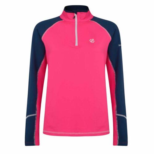 Da Donna Da Sci Da Palestra Corsa Sport Inverno Maglione Stretch Sweater Jersey Top coinvolgere