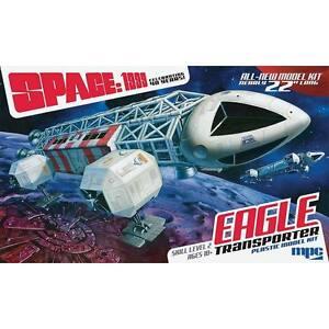 MPC-MPC825-06-1-48-Space-1999-Eagle-Transporter-Plastic-Model-space-Fiction-Kit