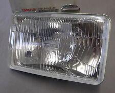 New Genuine Yamaha DT125R TZR125 XT350 Headlamp Lens / Reflector 10W-84321-20