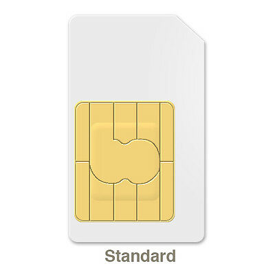TMobile USA Prepaid Sim Card Loaded with $90 in Airtime. Gold Rewards