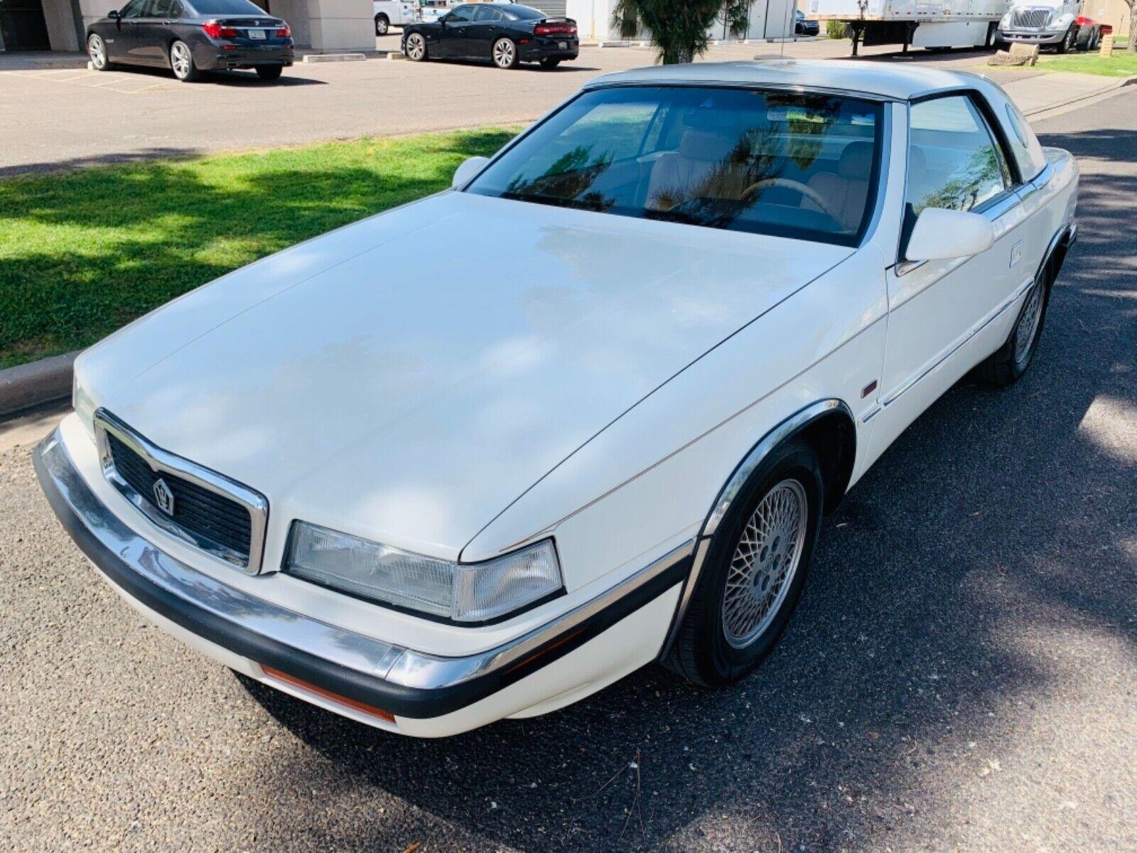 Image 1 - 1990 Chrysler TC Maserati