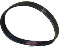 Vision T9250 S/n: Tm352 Deluxe Tm356 Treadmill Motor Drive Belt