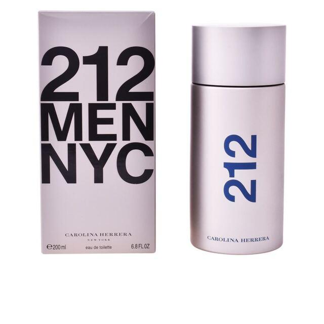 04a0fc4bad Carolina Herrera 212 NYC Men EDT Spray 200 Ml for sale online | eBay