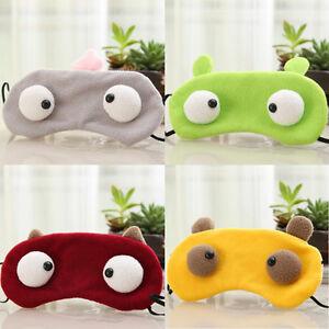 Cute-3D-Monster-Design-Mask-Big-Eye-Shade-Sleep-Relax-Children-Gifts-Hot