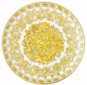 Versace-Rosenthal-Dinner-Plate-21-CM-Medusa-Rhapsody-Versace-Versace-Medusa