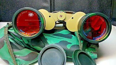 AB11046 Barska 20x 50mm Escape Binoculars w// FMC /& Case
