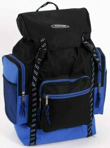 Large Travel Backpack Hiking Camping Rucksack Luggage Bag Mens Womens