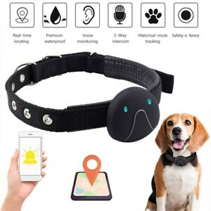 Pet-Collar-Tracker-GPS-GPRS-Dog-Real-Time-Tracking-Locator-Device-Waterproof-Lot