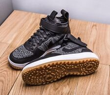 check out 9c238 ba054 item 4 Nike Lunar Force 1 Flyknit Workboot Black White Oreo UK Size 6.5  855984 001 -Nike Lunar Force 1 Flyknit Workboot Black White Oreo UK Size  6.5 855984 ...