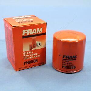 New Fram PH9566 Engine Oil Filter Replacement for 1984-90 Daytona 1981-03 Escort
