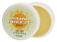 6 Jar Sunrider Sunbreeze Essential Balm (.19oz)