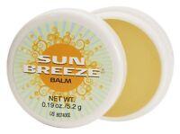 6 Jar Sunrider Sunbreeze Essential Balm (.19oz)