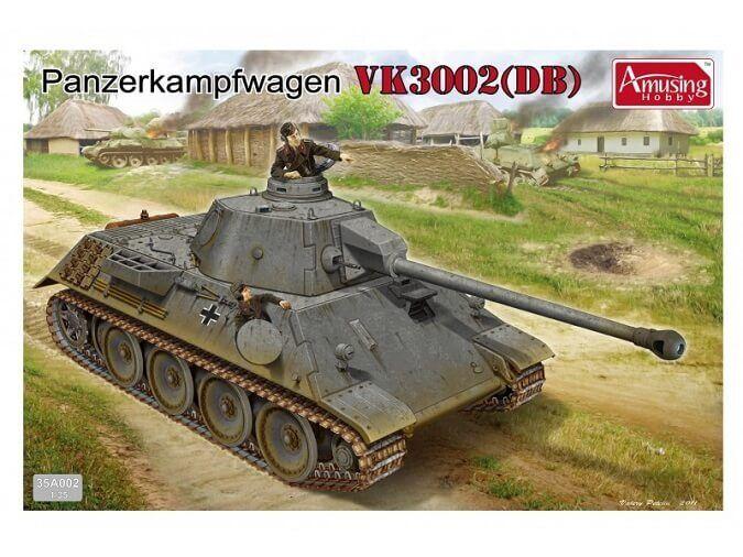 Amusing Hobby Hobby Hobby 1 3 5 Pzkpw Vk3002 ( Db- ) modellolo Plastica Kit 35002 Auh35002 e9a975