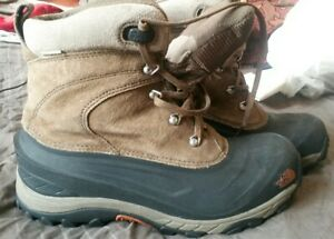 and Brown Seeker Boots The Northface Tall Black Men 11 Heat XxTtYq