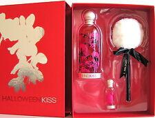 J.DEL POZO  HALLOWEEN KISS 100 ml EDT Spray & 4 ml EDT Mini & 5 g Glitter Powder