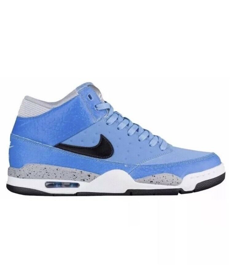 New  Nike Air Flight Classic Men's Size 10 Blue Basketball Shoes 414967-400