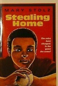 Stealing-Home-Reader-039-s-Choice-Book-by-Harcourt-Brace