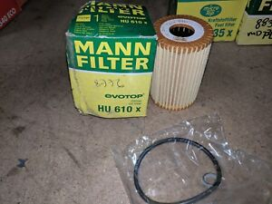 MANN-OIL-FILTER-P-N-HU-610-X-FITS-MERCEDES-DAIMLER-CHRYSLER