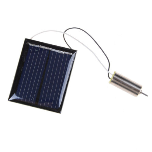 Diy Solar Cell Experiment Assembling Creative Educational Toy Kids Solar Gift UF