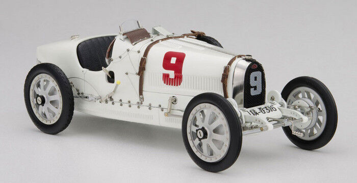 CMC cmcb - 005-bugatti t35 nation color project Germany 1 18