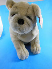 APPLAUSE LOU RANKIN & FRIENDS COLLECTION PLUSH STAFFORD PUG PUPPY DOG MW Tags