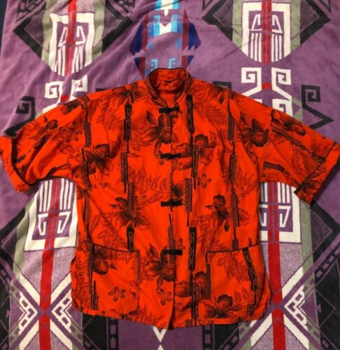 40's 50's Liberty House Aloha Hawaiian Shirt China