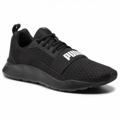 sneakers puma uomo nere