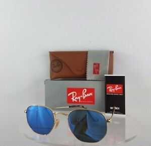 e7c3b6dd50e Brand New Authentic Ray Ban RB 3548 Sunglasses 001 90 Mirrored 51mm ...
