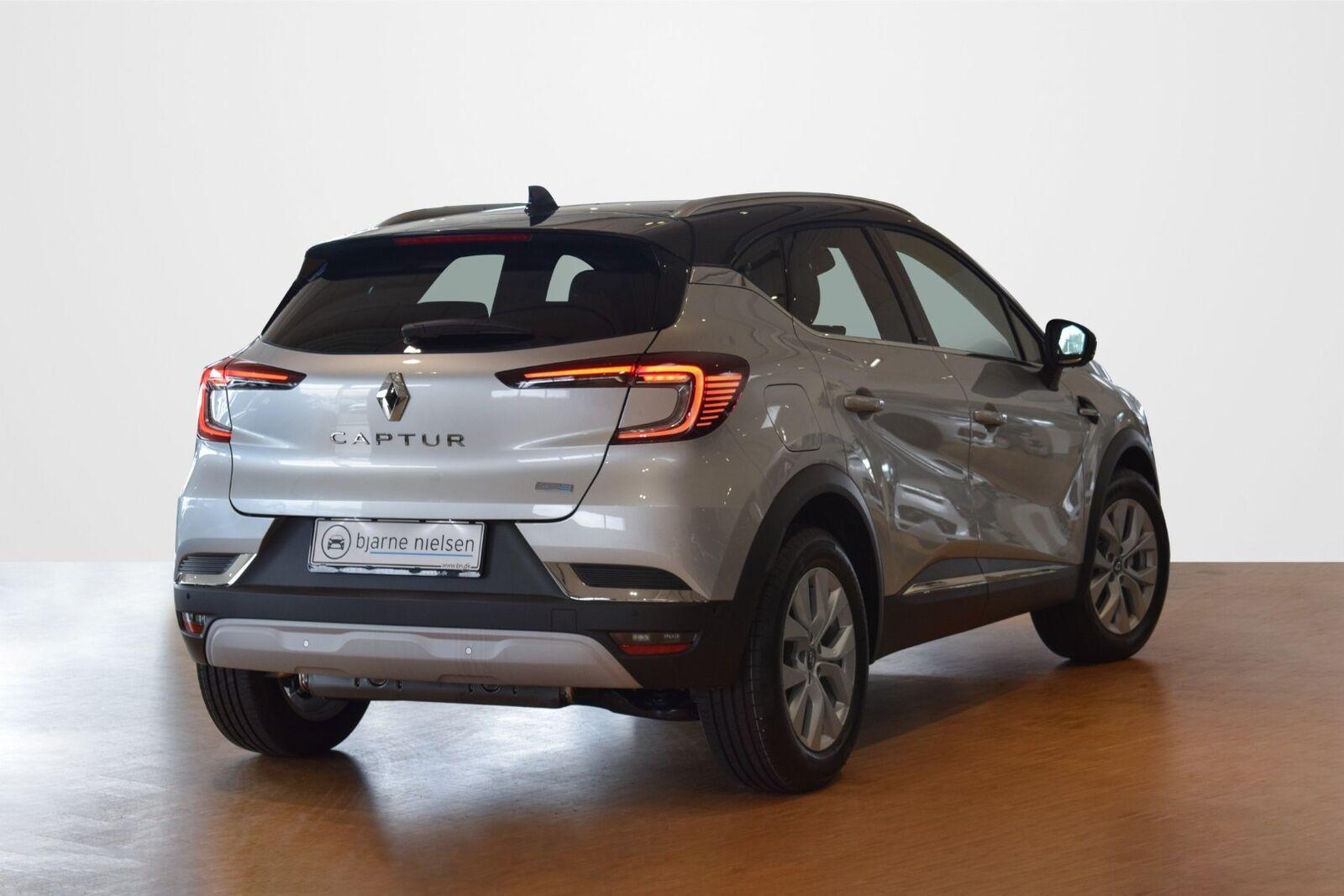 Renault Captur 1,6 E-Tech Intens - billede 2