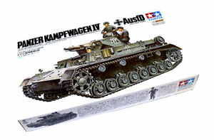 Tamiya-Military-Model-1-35-Panzer-Kampfwagen-IV-Ausf-D-with-Three-Figures-35096