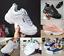 Donna-FILA-Sneakers-Sport-Fitness-Gym-Sneakers-Scarpe-da-corsa-casual-basse-pell thumbnail 1