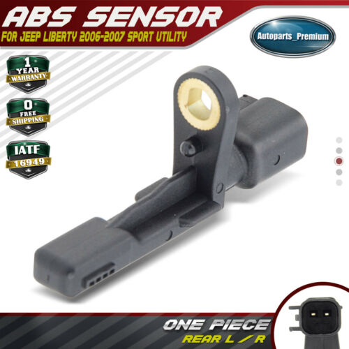 New ABS Speed Sensor for Jeep Liberty 2006-2007 Rear Left or Right 52129178AC