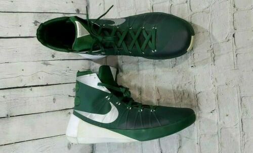 Nouveau Nike Hyperdunk Tb Vert Montant Chaussures de Basketball (812944 302)