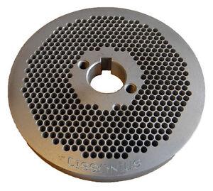 Reststücke Förderspirale 50 mm Durchmesser heizen mit Biomasse