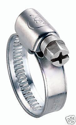 Ace Tubo Clip In Acciaio Inox 7 140 A 160mm Qtà 5-