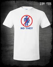 NO MAAM Funny Bundy Joke Parody Party T-Shirt Funny Design