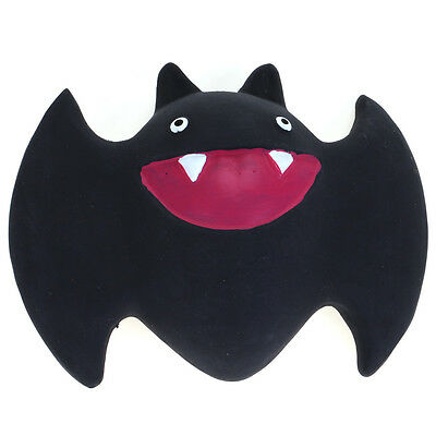 WONPET Pet Puppy Dog Latex Funny Bat Squeaky Squeaker Toy Sound Chew Fetch Play