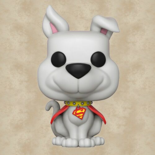 Krypto the Superdog Exclusive Funko POP Specialty Series