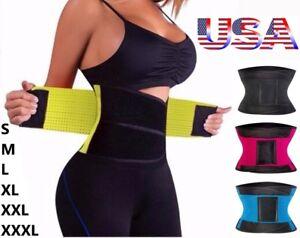 Waist-Trainer-Cincher-Control-Underbust-Shaper-Corset-Shapewear-Body-Tummy-Sport