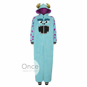6dc0ec54f6e5 Image is loading PRIMARK-Ladies-DISNEY-PIXAR-MONSTERS-INC-SULLEY-All-