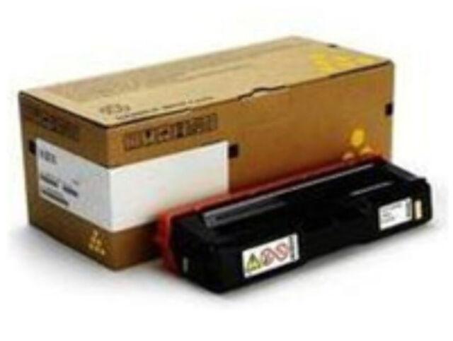 Ricoh 407538 PRINT CARTRIDGE YELLOW SP C252S SPC252DN /SPC252SF SPC262 4K