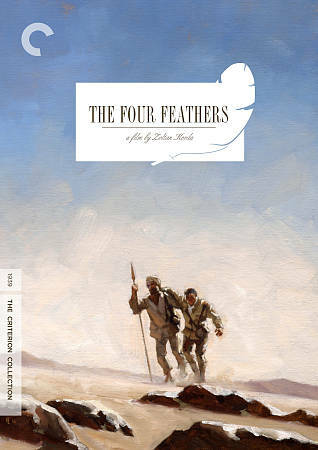 "FOUR FEATHERS(THE)1939  ""RALPH RICHARDSON"" CRITERION (DVD)"