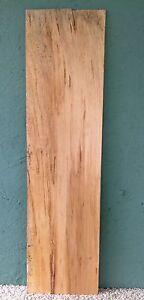 SPALTED MAPLE RUSTIC BOARD HOBBY CRAFT DIY WOOD LUMBER # 93