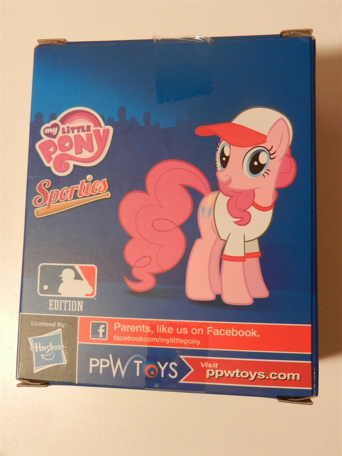 Lot of of of 10 My Little Pony Pinkie Pie Sporties MLB ST Louis Cardinals 2015 SDCC ab0e2e