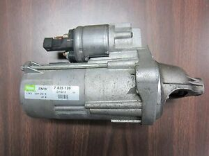 NEW STARTER BMW M5 M6 10 CYL 5.0L 2006 2007 2008 2009 2010 E60 E63 E64