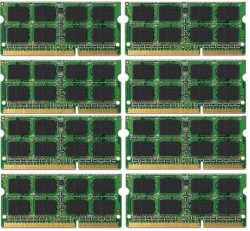 16GB BULK LOT 8x2GB Memory PC3-10600 DDR3-1333MHz DELL Latitude E6320