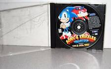 Sonic and Knuckles Sega PC Collection 3 Games In 1 CDROM Windows 95 98 Vintage