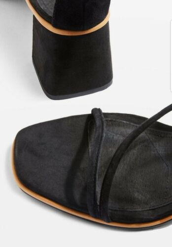 Size Black Sandals Nashville 3 Rrp Uk Tubular Topshop £46 gAzxw
