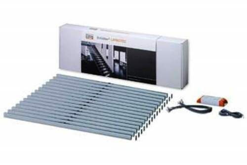 Schlüter Liprotec-PB Komplett-Set beleuchtete Treppe Treppenstufenbeleuchtung